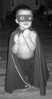 H Super Hero