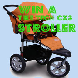 Win A CITY X3 ORANGE copy