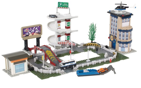 MEGA-Brands-Streetz-City-Pursuit-Playset