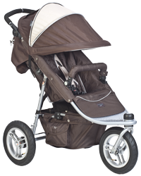 Valco Baby Tri Mode EX Stroller with Toddler Seat Attachment ...