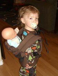 Baby in Boba
