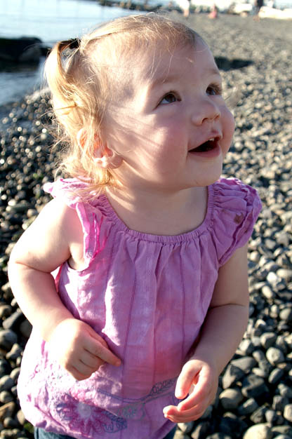 At Beach Small