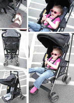 Britax Collage Small