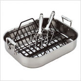 Stainless+Large+Roasting+Pan+with+Rack