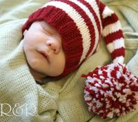 Elf Hat Baby