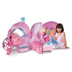 Tollytots Disney Princess Carriage Playset - Rave & Review