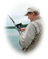 Fisheyes Fishing Pole
