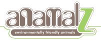 Anamalz bendable animals