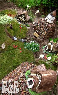 Fairy Garden Plow and Hearth