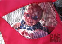 Peek a Boo Canopy Britax B Ready Stroller