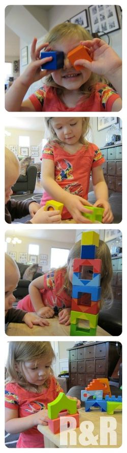 Haba blocks