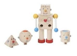 Build A Robot PlanToys