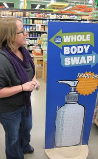 Whole Body Swap