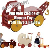 Moover Giveaway