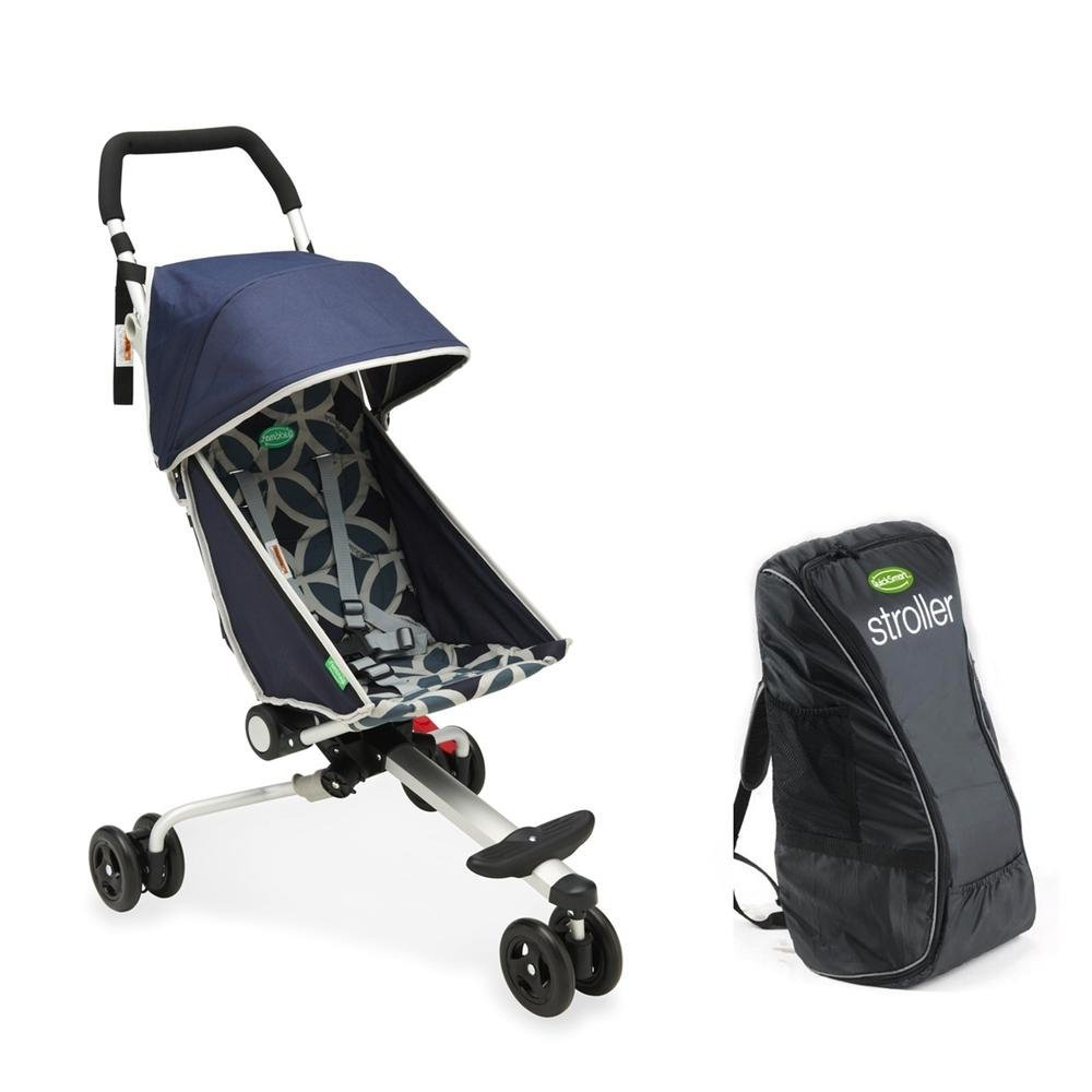Travel Light with the QuickSmart Line {The Backpack Stroller ...