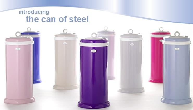 Ubbi Steel Pail