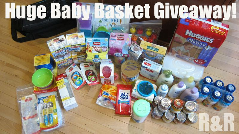 Baby Basket Giveaway