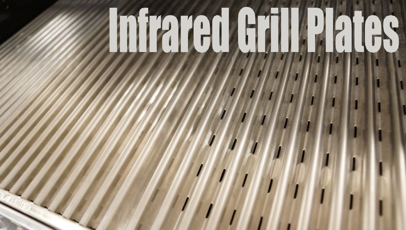 Infrared Grill Plates