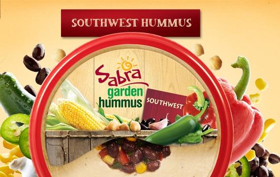 Southwest Hummus