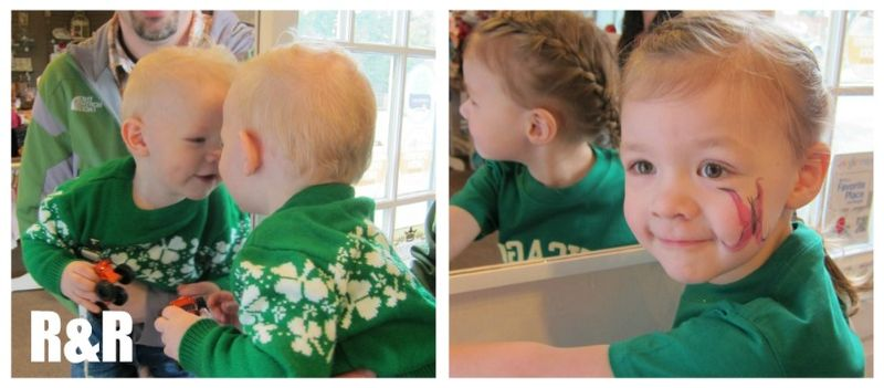 St Pattys Day Haircuts