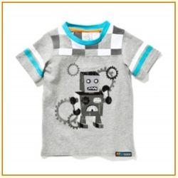 Lazoo Robot shirt