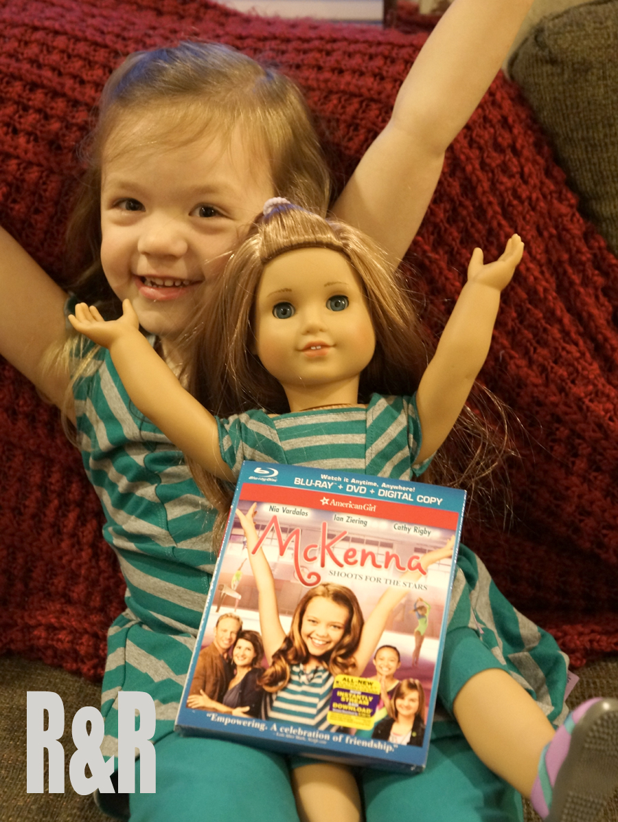 Mckenna Shoots For The Stars Doll
