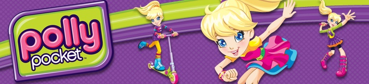 Polly Pocket header