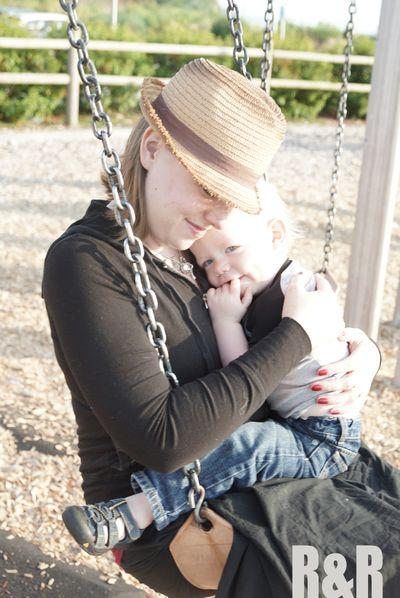Swinging with J