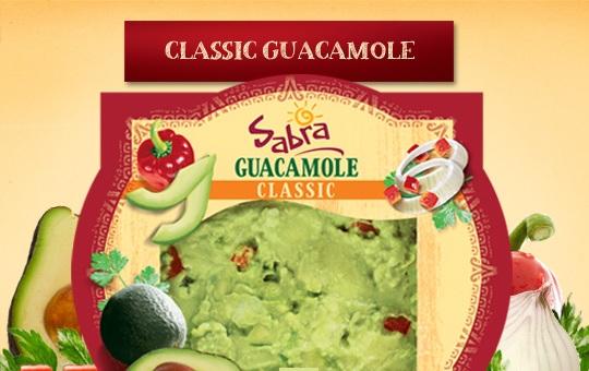 Guacamole Sabra