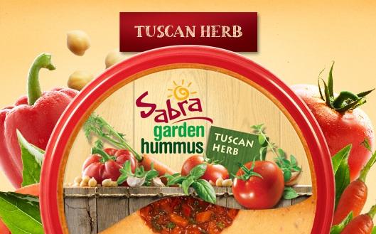 Tuscan Herb Hummus