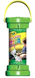Crayola Color Wonder On The Go Tiny Tube