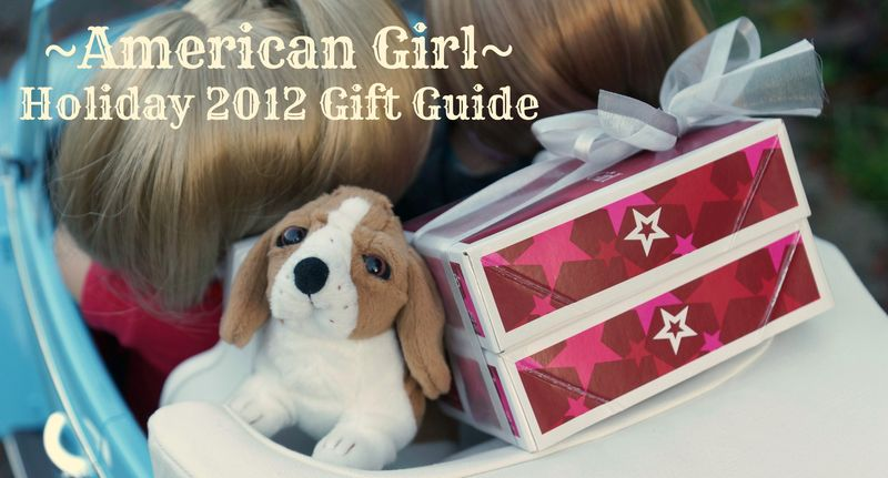 American Girl Holiday Gift Guide