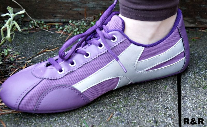 Rio Soul Violeta Shoes