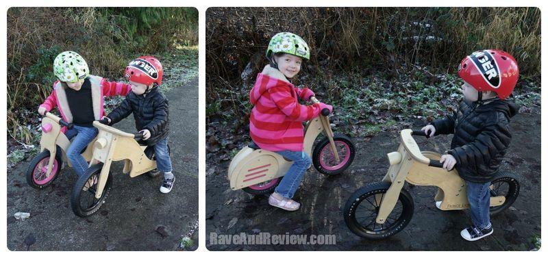 Prince Lionheart Balance Bikes