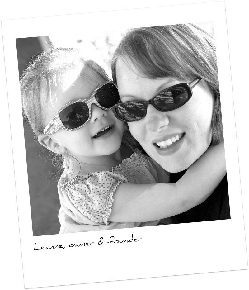 Leanne Polaroid