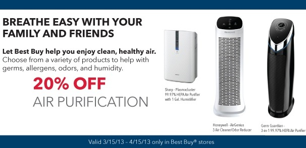 Air Purification Coupon