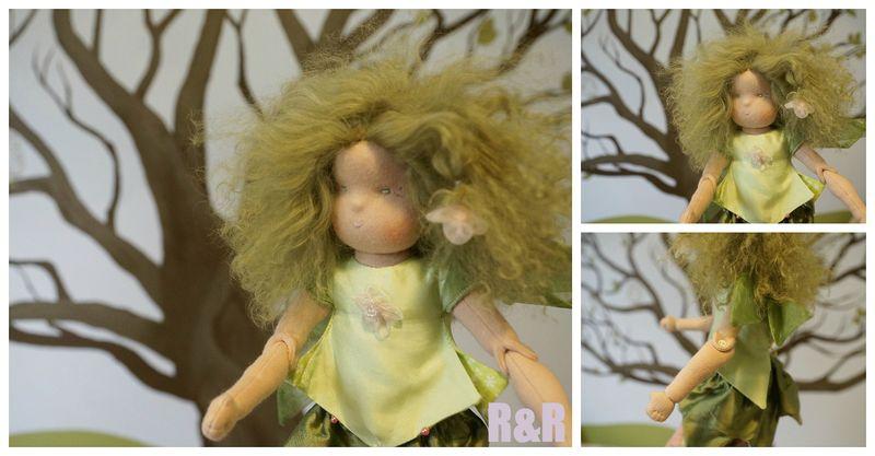 Faye Fairy Doll 2