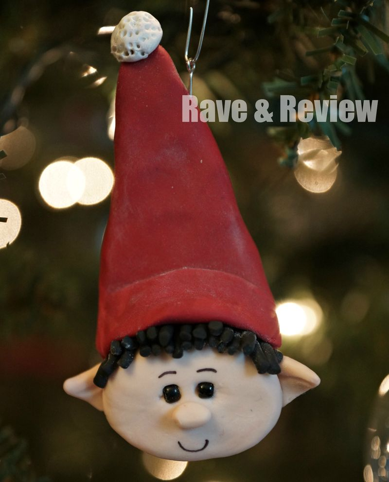 Elf Magic Ornament