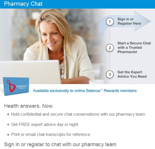 Pharmacy Chat
