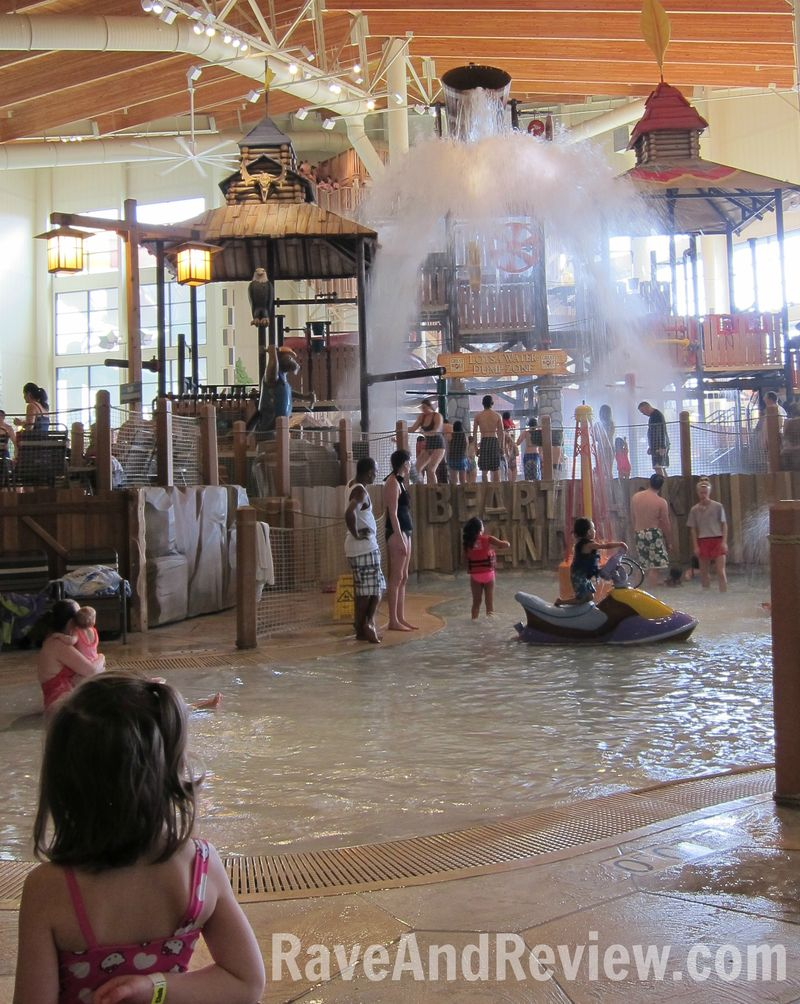 Washington water park