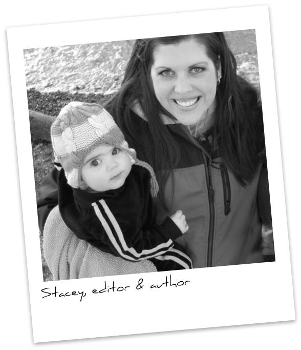 Stacey Polaroid