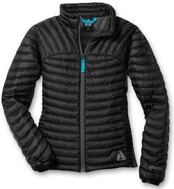 MicroTherm Kids Jacket Black