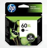 HP XL ink