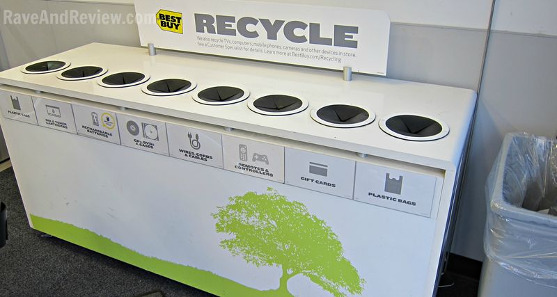 Best Buy Electronics Recycling Program