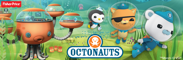 Octonauts header