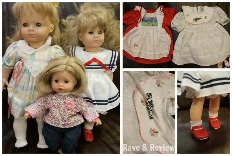 Vintage Gotz Dolls