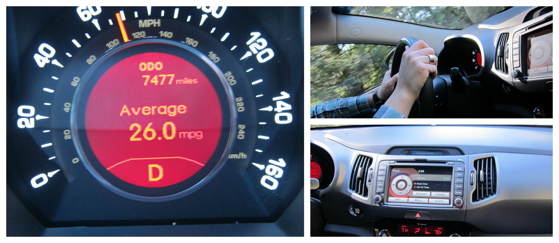 Color me curious the secrets behind the kia sportage colors - Interior Kia Sportage