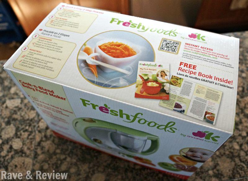 Nuk Freshfoods Box