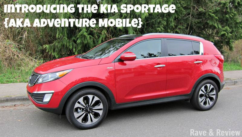 Kia Adventure Mobile