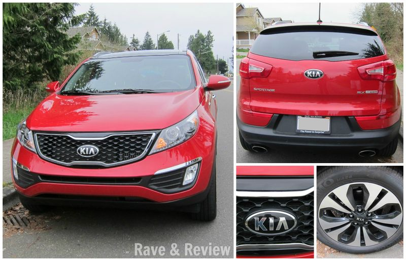 Kia Sportage Collage
